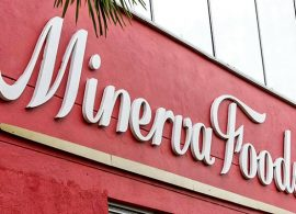 Minerva Foods registra receita recorde de R$ 18,2 bilhões