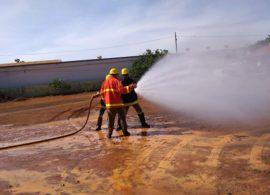 Sindicatos Rurais e Senar-MT investem em brigadas contra o fogo