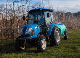 LS Tractor está presente na Semana Internacional do Café