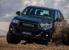 """Toyota lança em 2020 uma Hilux mais """"aventureira"""" ainda"""